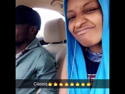 Rahma Sadau Singing ClassiQ Song