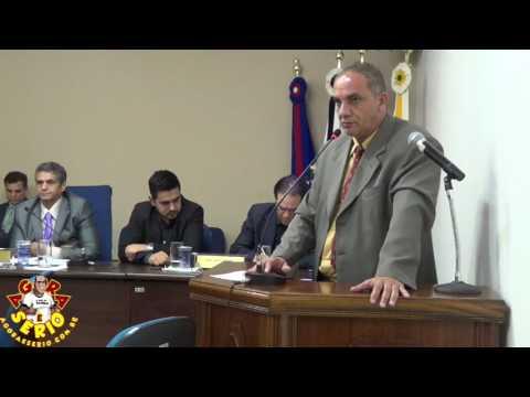 Tribuna Vereador Abel da Paz dia 30 de Maio de 2017