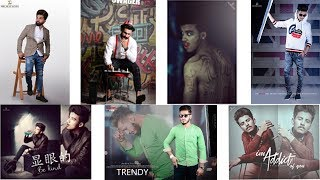 Indoor Studio Creative | Photography Poses For Boys |