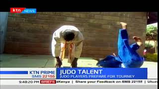 Judo players prepare for African youth Judo Championships scheduled for Burundi
