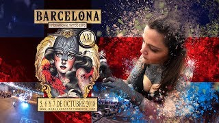 Barcelona Tattoo Expo 2018   Killer Ink Tattoo