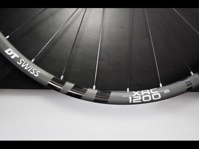 Видео Колесо переднее DT Swiss XRC 1200 SP 29 CL 30 15/110