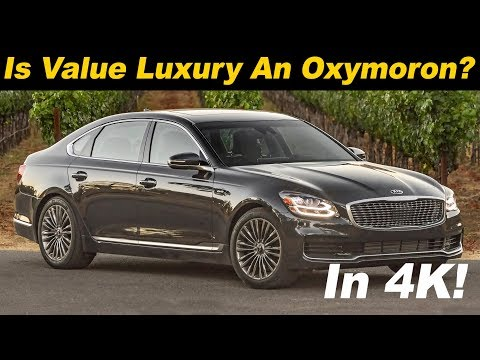 External Review Video JS4EVpCKgHU for Kia K9 / K900 Sedan (2nd gen)