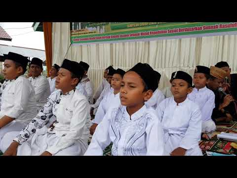 Allahurabbuna,zikir angguk group bungoeng jeumpa