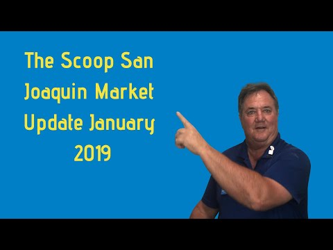 The Scoop San Joaquin Market Update January 2019