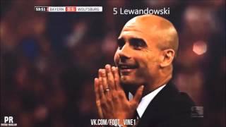 топ 10 лучших голов в истории футбола