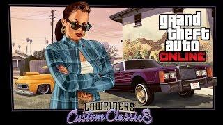 GTA Online Lowriders: Custom Classics Now Available