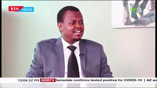 Focus on Abraham Ongenge, CFO, Stanbic Bank Kenya | Trading Bell |  Part 1