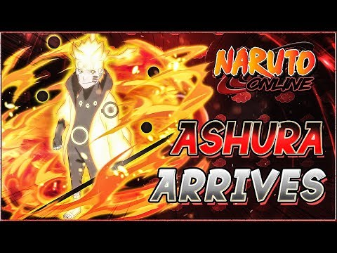 Download Naruto Online | Ashura Naruto Is Here! HD Mp4 3GP Video and MP3