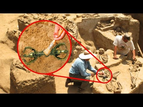 RECENT Archaeological Weapon Discoveries!