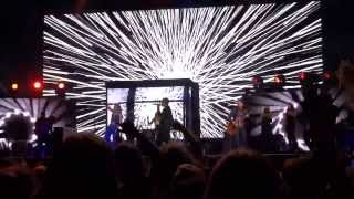 """Jonas Brothers Live in San Francisco - """"Let's Go"""" with Karmin - august 13, 2013"""