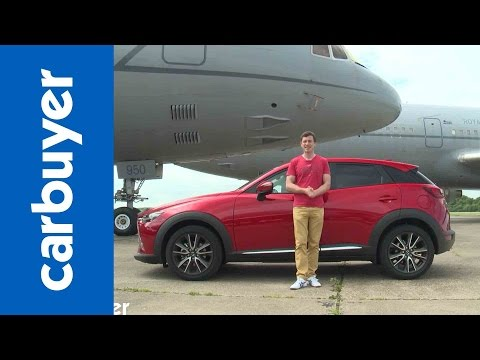 Mazda CX-3 review - Carbuyer
