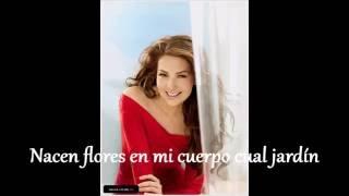 Thalía Cuando Te Beso Letra