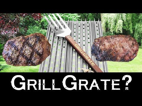 Perfect Grilled Steak? | GrillGrate Review