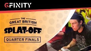 The Great British Splat-Off (Quarter-Finals)