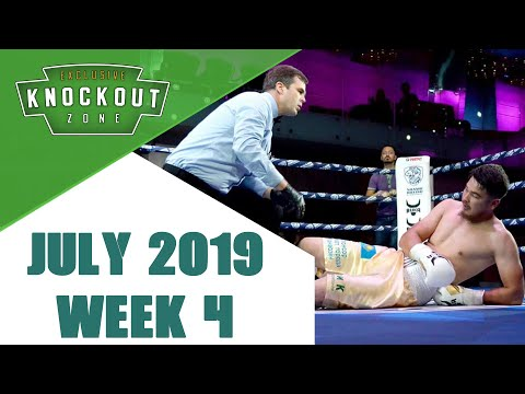 Boxing Knockouts | July 2019 Week 4