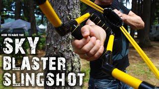 How To Make The Skyblaster Slingshot