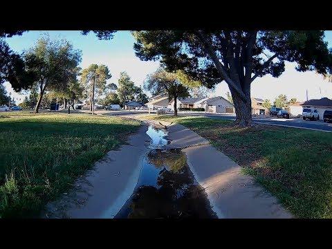 Geprc CineEye 79mm Modded - FPV Sunday June Morning Fav Park & Water