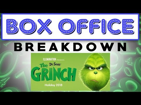 How the Grinch Stole the Box Office! - Box Office Breakdown for Nov 11th, 2018