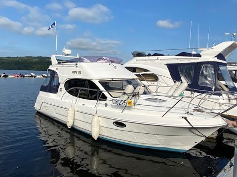 Galeon 280 Fly video