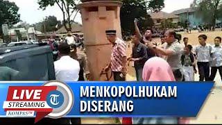 LIVE STREAMING Kompas TV: Menkopolhukam Wiranto Diserang Dua Orang Tak Dikenal di Pandeglang
