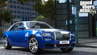 КАК УСТАНОВИТЬ МАШИНУ В ГТА 5 // МОД Rolls-Royce Ghost // # 58
