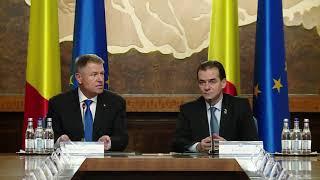 11/04/19 Reuniunea informala a Guvernului