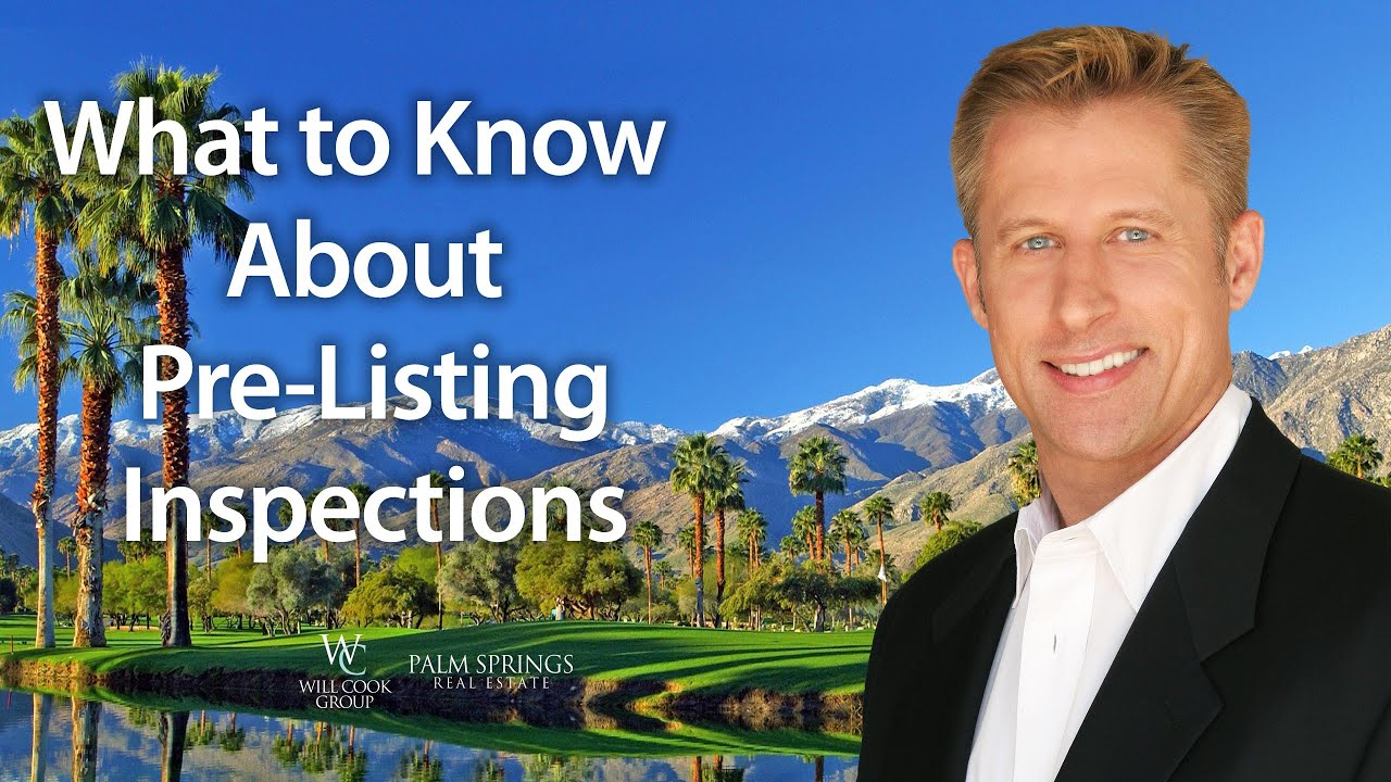 The Advantages & Disadvantages of a Pre-Listing Inspection