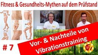 ✅ #07 Vor- & Nachteile von Vibrations-Training