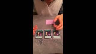 Paulie Aronson's  3rd Place Springfield MA Regional Magician Pendulum Deck Profile!