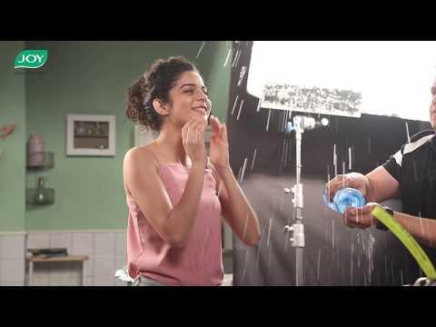Behind The Scenes- JOY Skin Fruit Facewash Ad