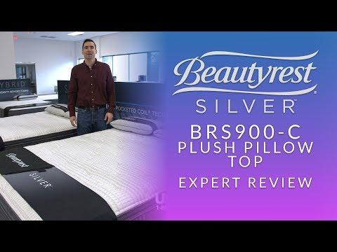 Beautyrest Silver Level 2 BRS900-C Plush Pillow Top Mattress Expert Review
