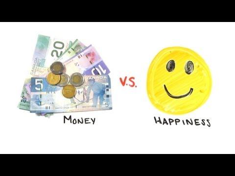 Dá se za peníze koupit štěstí?