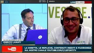 Enrico Lanati a Le Fonti TV: USDJPY, COMINAR, e tanto altro