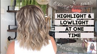 HOW TO DO HIGHLIGHTS & LOWLIGHTS