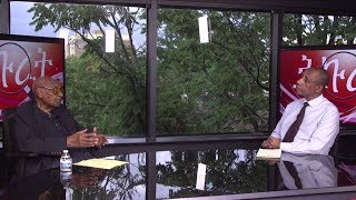 ESAT Tikuret Sisay with Amb. Emiru zeleke Tue 14 August 2018