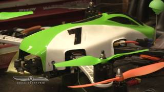 Hoverall Canopy Beast Class FPV Racing TBS Discovery