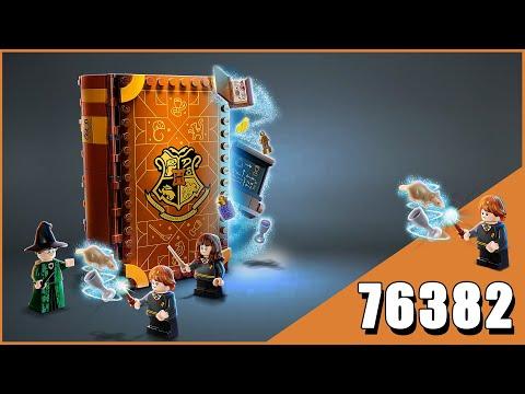 Vidéo LEGO Harry Potter 76382 : Poudlard : le cours de métamorphose