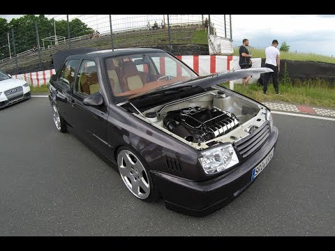 VW VENTO 1H5 ! JETTA III ! AUDI WHEELS ! LOWERED SHOWCAR ! WALKAROUND + ENGINE !