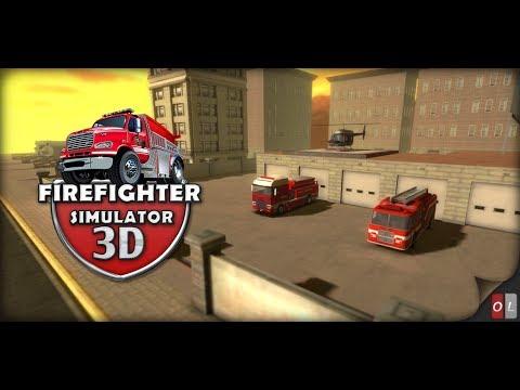 Video of Firefighter Simulator 3D