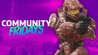 Play Some Custom games With Us In Halo: The Master Chief Collection   GameSpot Community Fridays