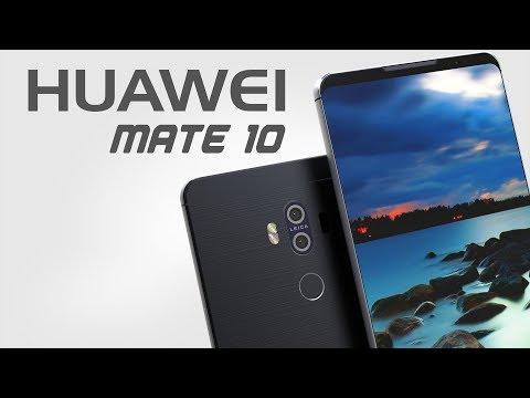 Huawei Mate 10 è pronto a dar battaglia a tutti, Galaxy Note 8 ed iPhone 8 compresi. Nel nuovo video concept spazio alla dual camera e schermo EntireView