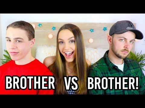 Brother vs Brother! Who Knows Me Better?