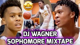 #1 RANKED DJ WAGNER IS SHOWTIME! Leads His Team To UNDEFEATED SEASON! Full Sophomore Season Mix 🔥