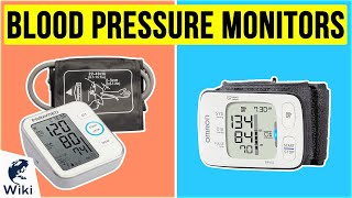 10 Best Blood Pressure Monitors 2020