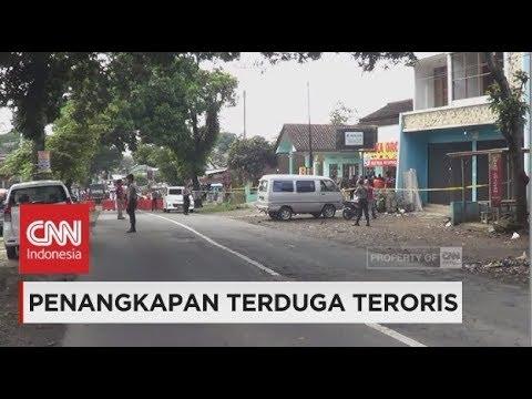 Ini Lokasi Penangkapan Terduga Teroris di Temanggung