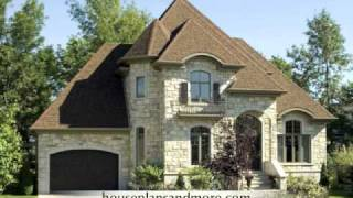 European Homes Video 1 | House Plans And More