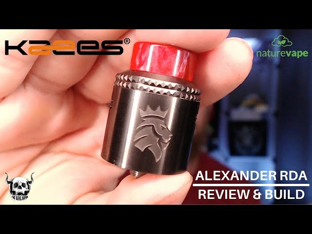 KAEES Alexander RDA - Review and Build - The King of Budget RDAs?
