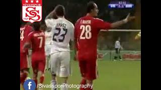 Sivasspor 3-1 Anderlecht