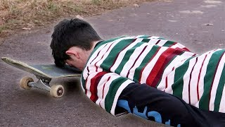 5 WAYS TO SNAP YOUR SKATEBOARD!